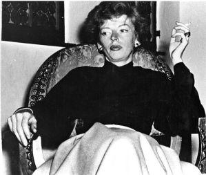 Marjorie Cameron-Hollywood Babylon-The Eye of Faith Vintage Blog