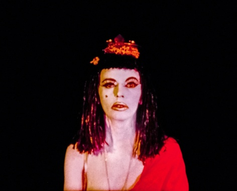Marjorie Cameron- Inaugaration of the Pleasure Dome- The Eye of Faith Vintage Blog