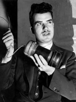 Rocketman- Jack Parsons- The Eye of Faith Vintage Fashion Blog