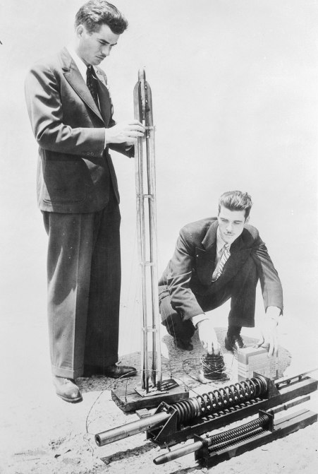 Rocketman- The Eye of Faith Vintage Blog-Jack Parsons