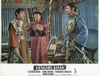 Omar-Sharif-Genghis-Khan-1965-3-Vintage-Lobby.jpg