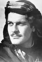 OMAR SHARIF in Lawrence of Arabia (1962) B35965 ||rights=RM --- Image by © 90061/dpa/Corbis