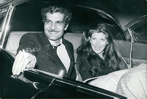 The Eye of Faith Vintage Blog- Omar Sharif - 2