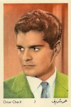 The Eye of Faith Vintage Blog- Omar Sharif - 5