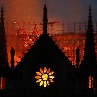 PARIS IS BURNING: Notre Dame Saved By Fashion?