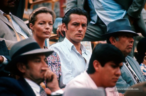 Alain Delon - The Eye of Faith Vintage Blog Shop- Cannes Honor Style Fashion-the-assassination-of-trotsky-lg