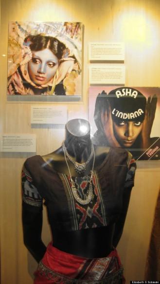 Music Minute-The Eye of Faith Vintage Style Blog-Asha Puthli-grammy museum detail