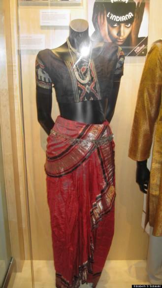Music Minute-The Eye of Faith Vintage Style Blog-Asha Puthli-Grammy Museum Fashion
