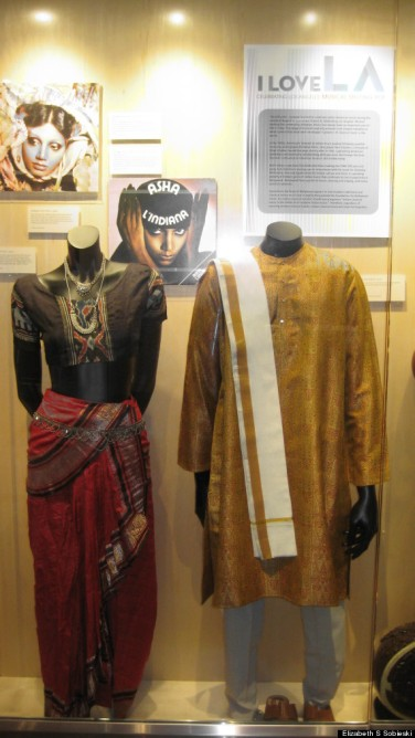 Music Minute-The Eye of Faith Vintage Style Blog-Asha Puthli-grammy museum moment