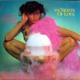 Music Minute-The Eye of Faith Vintage Style Blog-Asha Puthli-recording science fiction jazz-1001 nights