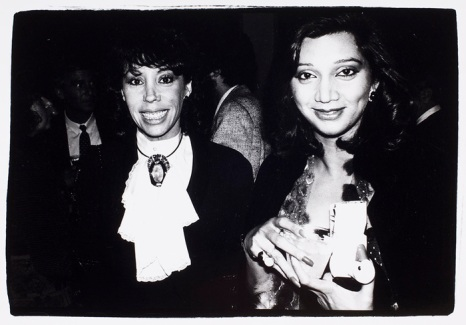 Music Minute-The Eye of Faith Vintage Style Blog-Asha Puthli-recording science fiction jazz-asha and janet villella shot by andy warhol