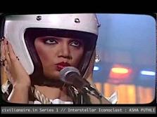 Music Minute-The Eye of Faith Vintage Style Blog-Asha Puthli-recording science fiction jazz-intergallactic samurai
