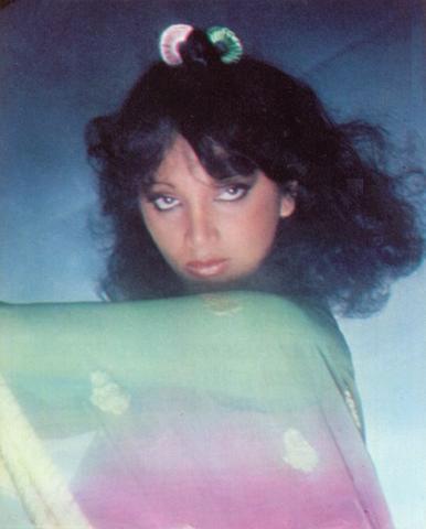 Music Minute-The Eye of Faith Vintage Style Blog-Asha Puthli-recording science fiction jazz-pastel perfection