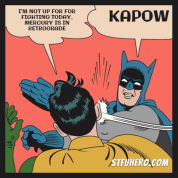The Eye of Vintage Blog Shop-Mercury Retrograde 2019-batman and robin meme