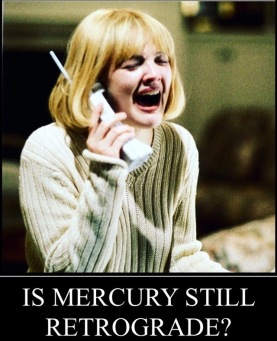 The Eye of Vintage Blog Shop-Mercury Retrograde 2019-drew