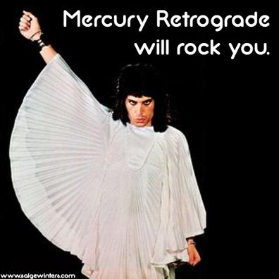 The Eye of Vintage Blog Shop-Mercury Retrograde 2019-freddie mercury meme