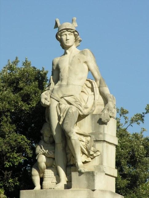 The Eye of Vintage Blog Shop-Mercury Retrograde 2019-sexy statue