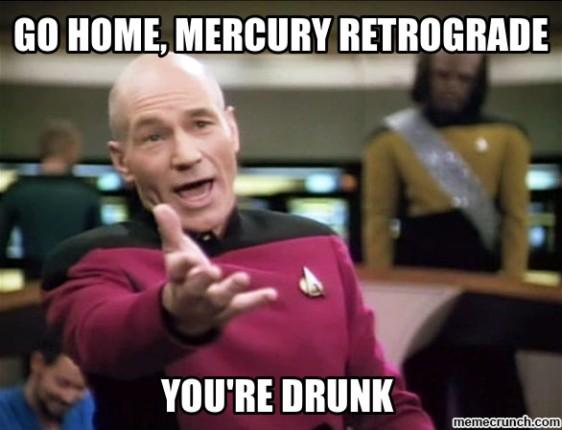 The Eye of Vintage Blog Shop-Mercury Retrograde 2019-youre drunk meme